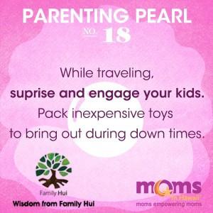 Parenting Pearl #18