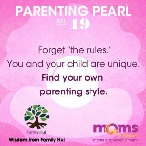 Parenting Pearl #19